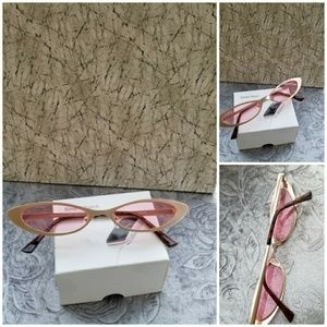 Accessories - 100% 400 UV protection Cat eye sunglasses style Cl